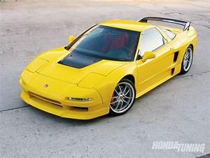 2000 Acura NSX-T - Honda Tuning Magazine