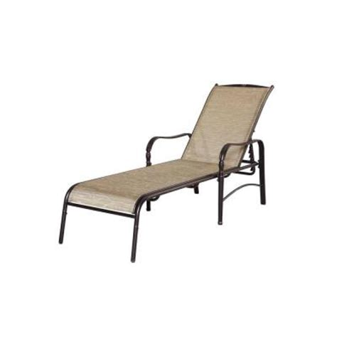 home depot chaise lounge hton bay altamira tropical patio chaise lounge d9976 ct