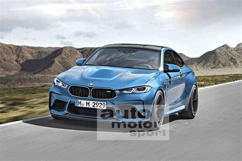 2020 Bmw M2 To Remain Lowertier Bmw Halo Car