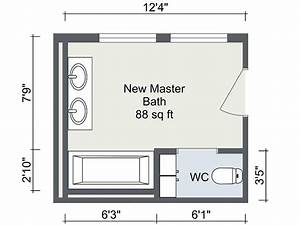 Bathroom remodel roomsketcher for How to plan a bathroom remodel