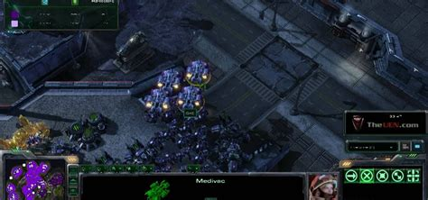 siege defence how to use terran siege tanks to defend ledges in