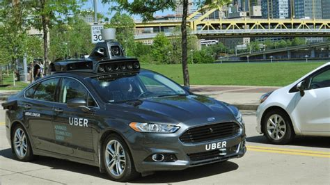 Uber Makes Inroads For Self-driving Taxis As Autonomous