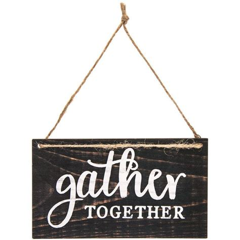 See more ideas about dining room decor, farmhouse dining, dining room design. Gather Together Wood Wall Decor in 2020   Wood wall decor, Simple wall decor, Wall decor quotes