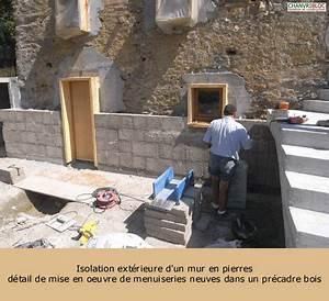 Comment Isoler Un Mur En Pierre Humide : blocs de chanvre biosfaire mat riaux sains ~ Premium-room.com Idées de Décoration