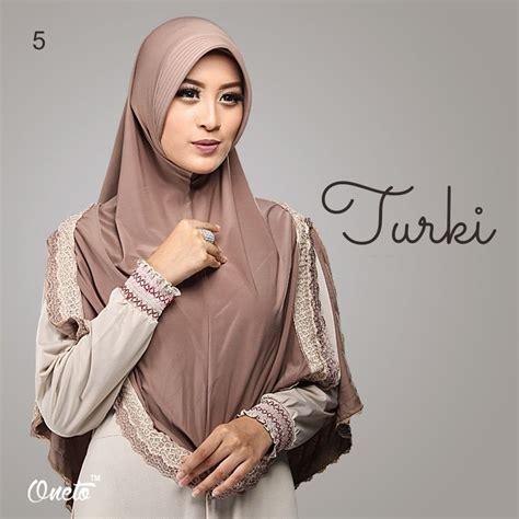 fashion hijab terbaru  hijab instan bergo turki