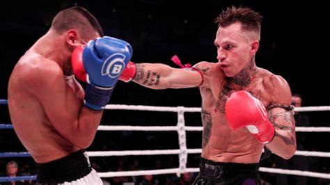 bellator kickboxing  recap fight sports