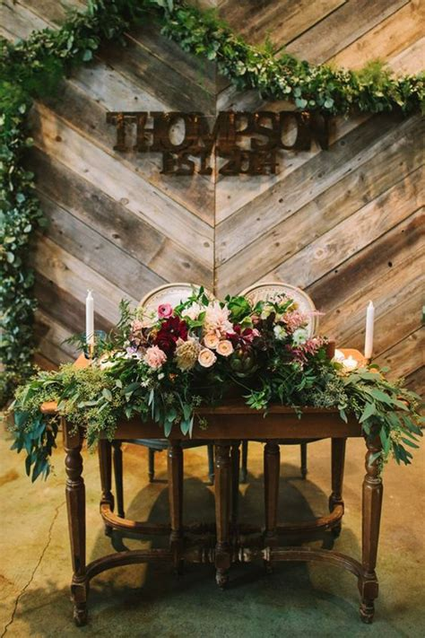 rustic country wedding table decorations homemydesign