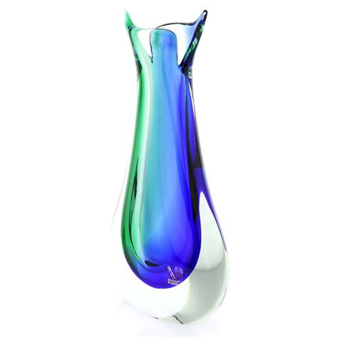 Unique Glass Vases by Murano Sommerso Vase Unique Glass Vases Glass Of Venice