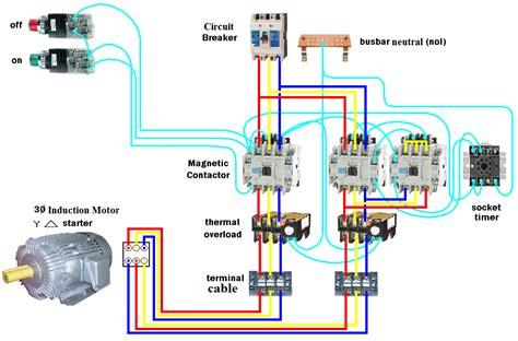 Electrical Page Starter Motor Wiring Diagram Star