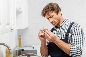 How To Remove Kitchen Faucet Handle Without Screws