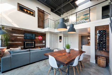 modern homes interior reclaiming wood for today s modern homes