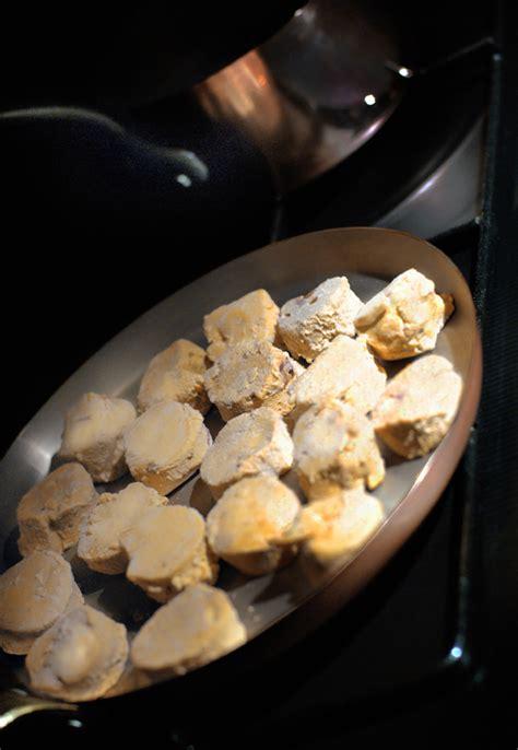canap駸 pour cocktail du gastro au banqueting la carte des escalopes de foie gras masse