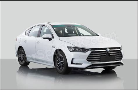 The New 2018 Byd Qin Plugin Hybrid Will Debut At Beijing Auto Show Carspiritpk
