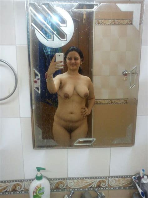 Super Hot Chubby Girl Bathroom Nude Selfie Indian Porn