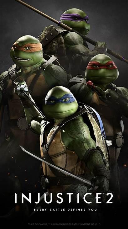 Tmnt Wallpapers Injustice Ninja Turtles Teenage Mobile