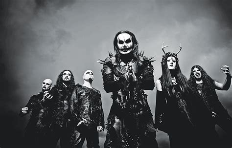The Divisive Nature Of Cradle Of Filth  Live & Local