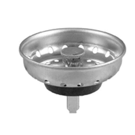 commercial sink strainer commercial fixed post drain basket etundra