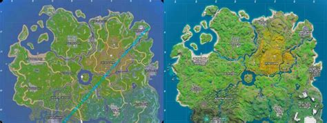fortnites  map leaked  month    thought