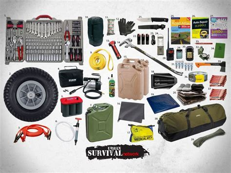 ultimate bug out vehicle urban survival the perfect automotive roadside assistance survival gear