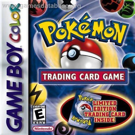 Pokemon Trading Card Game Nintendo Game Boy Color