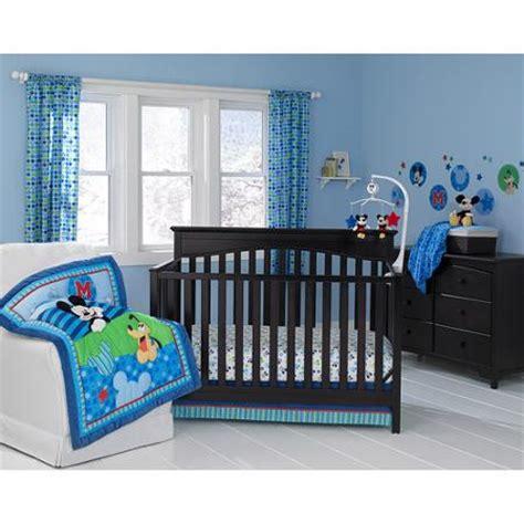 disney baby mickey mouse best friends 3 piece crib bedding