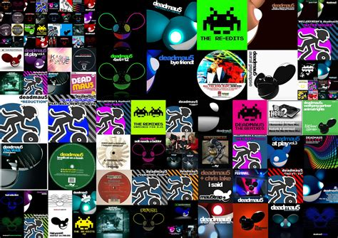Discografía Deadmau5 (2005-2014)