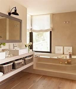 Sol Bois Salle De Bain : couleur sol salle de bain id es de ~ Premium-room.com Idées de Décoration