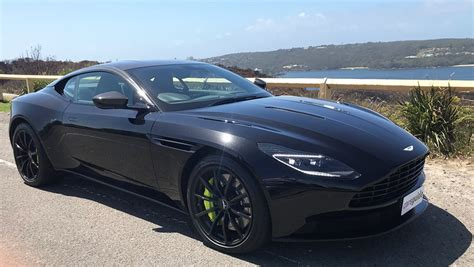 aston martin db amr  review carsguide
