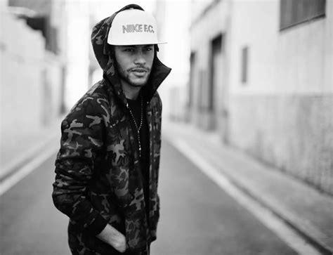 style neymar