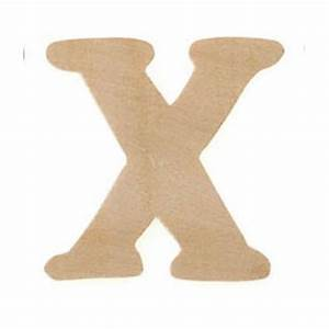 1 1 2quot natural unfinished wood craft letter x 2pc With 2 inch wooden letters for crafts