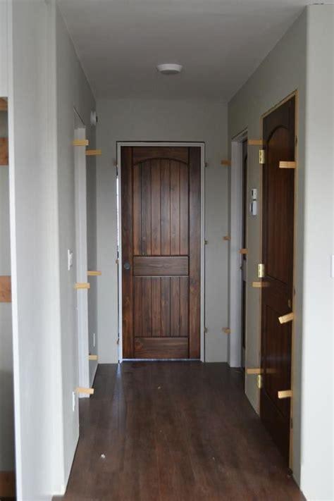 staining wood doors staining interior doors white furniture to build