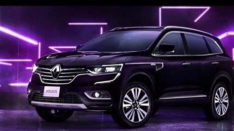 Renault Koleos 2019 by Renault Koleos Minuit 2019 Special Edition