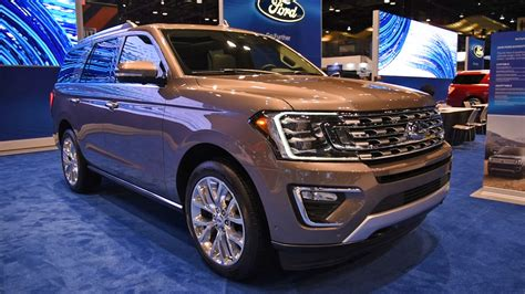 2018 Ford Expedition First Look