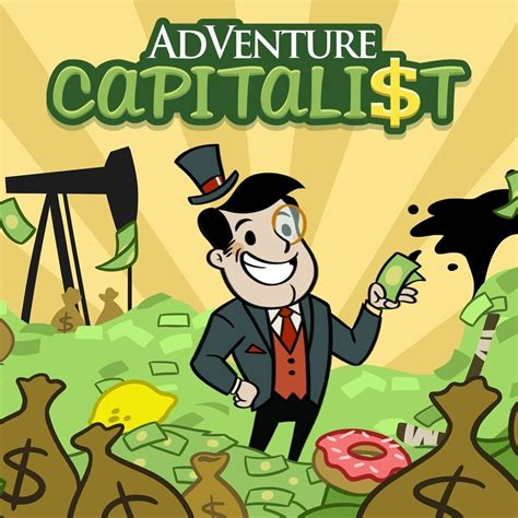 adventure capitalist videojuego ps  pc vandal