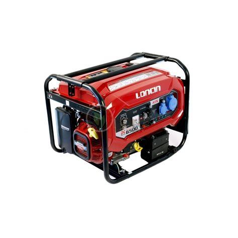 Motor Monofazic 3 Kw Pret by Generator De Curent O Mac Lc6500dc Loncin Monofazic
