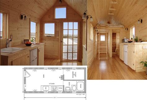 inside small houses tiny houses below shafer s
