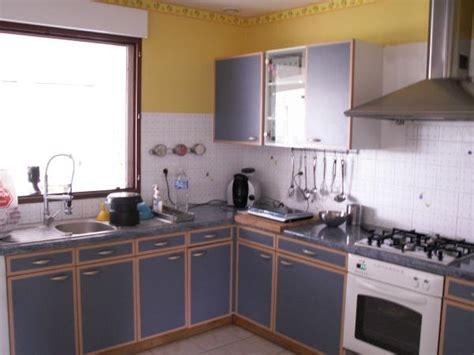 vieille cuisine repeinte cuisine avant aprés 9 photos got194