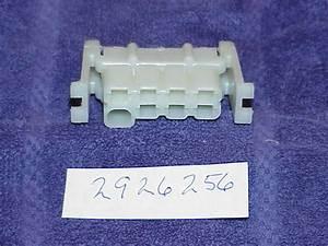 1969 70 71 72 73 74 Nos Mopar Wiring Connector Cuda 300