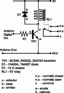 connecting a relay to arduino simple circuit to connect With arduino relay wiring