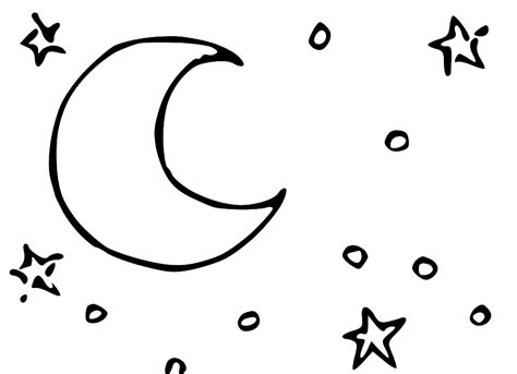moon clipart black and white moon and black and white clipart clipart suggest