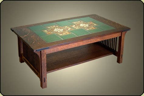 arts and crafts coffee table arts crafts coffee table