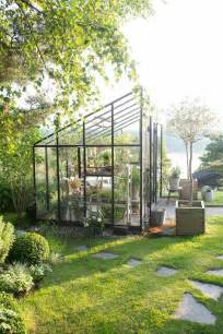 Modern Green House Plans by A Greenhouse In Iron Hodt Of Corniche Interior