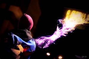 Neon power - InFamous Second Son cosplay by James--C on ...