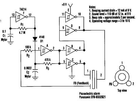 Beeper Circuit