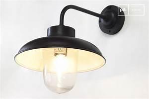 Applique Exterieur Vintage : applique ext rieure coud e lampe tanche typ e r tro pib ~ Teatrodelosmanantiales.com Idées de Décoration