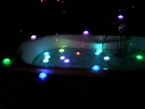 Lampe De Piscine : lampe led flottante pour spa piscine baignoire romatique ~ Premium-room.com Idées de Décoration