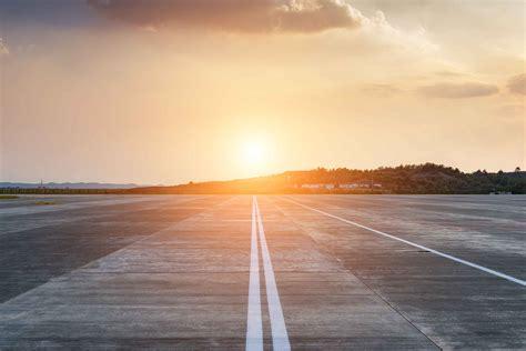 Runway Markings   Airport Linemarking Australia Wide