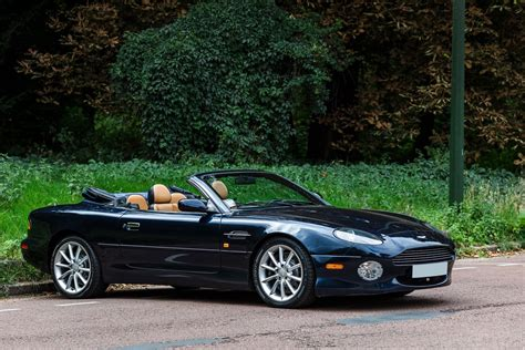 aston martin db7 volante for sale 2001 aston martin db7 vantage volante for sale by