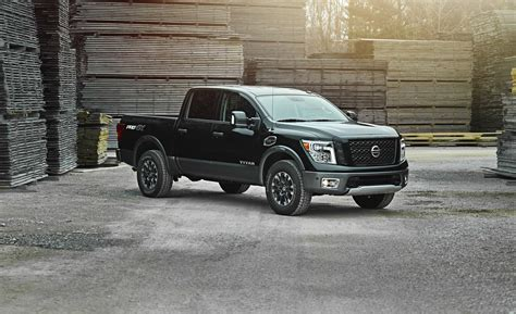 2018 Nissan Titan  Indepth Model Review  Car And Driver