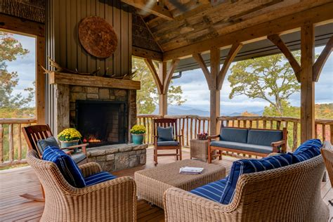 Home And Design : 15 Amazing Rustic Deck Designs That Will Enhance Your